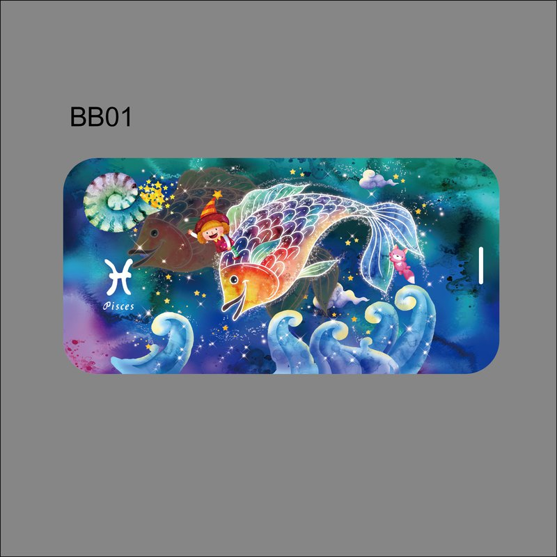 12 constellations - customized action power supply BB01-BB06~