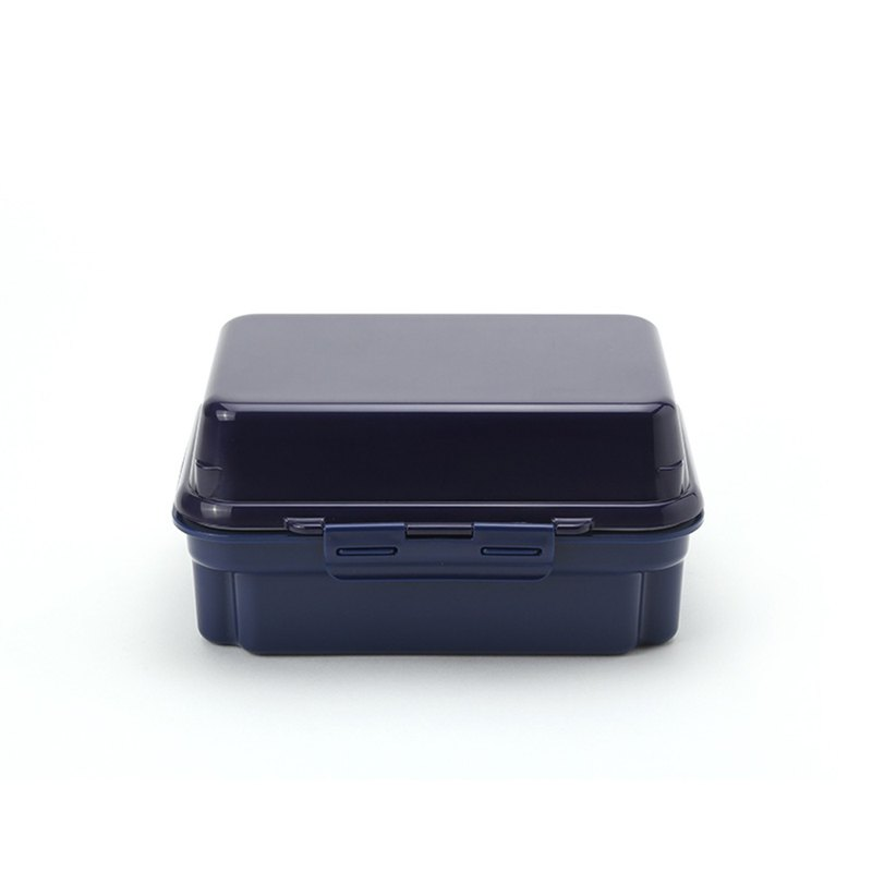 Sanhao Manufacturing Co., Ltd. GEL-COOL Dili series cold and upper layer lunch box dark blue