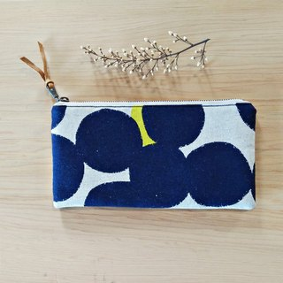 Long storage bag wallet phone bag pencil case