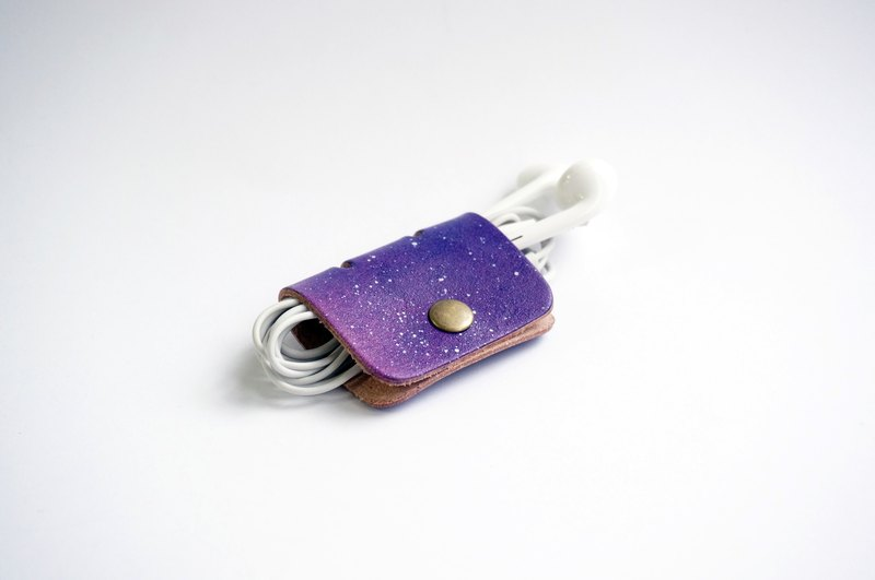Series of Starry Night  -Square Style Collector for Earphone