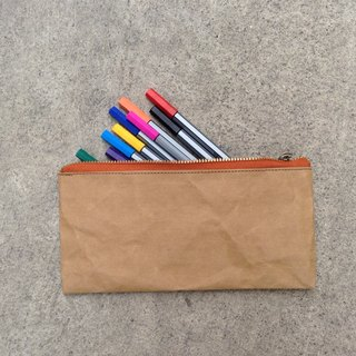 Purse M : Kraft brown paper bag