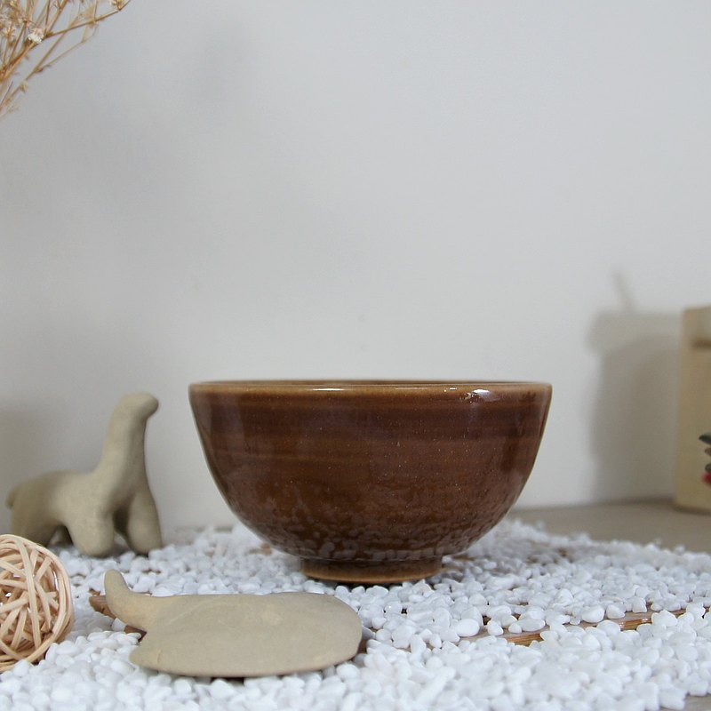sinciyao-hand made glaze bowl