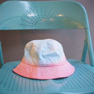 Tie dyed fisherman hat | pastel