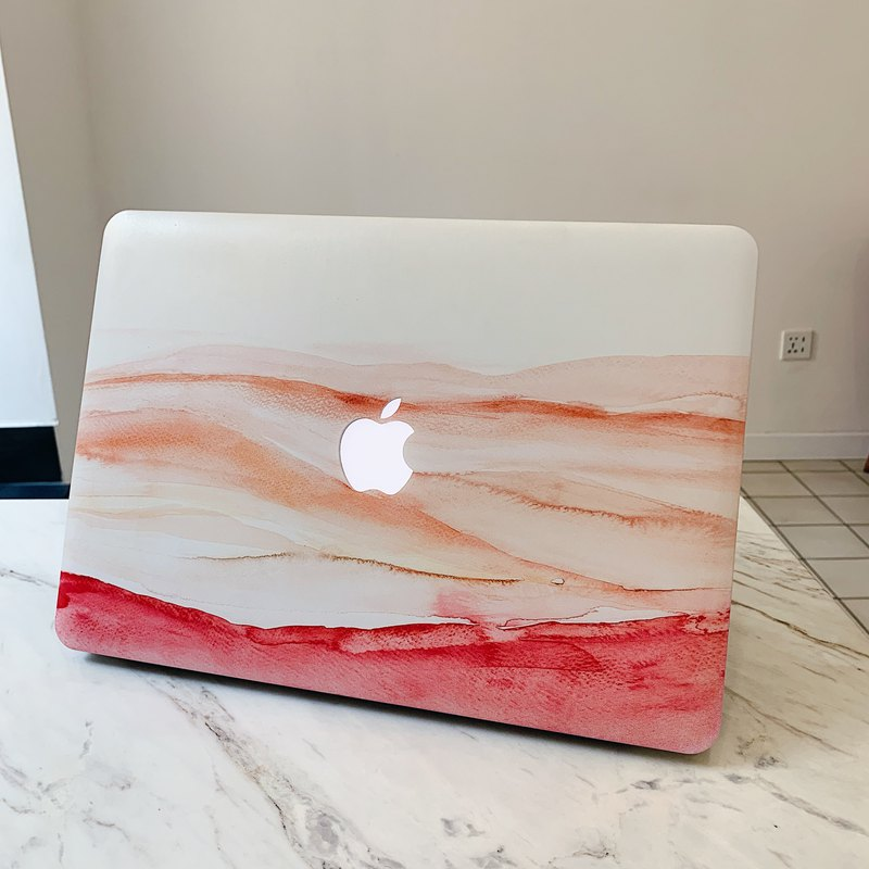 PINK FEELINGS laptop case, MacBook cover, MacBook Pro 13 case, MacBook Pro 15