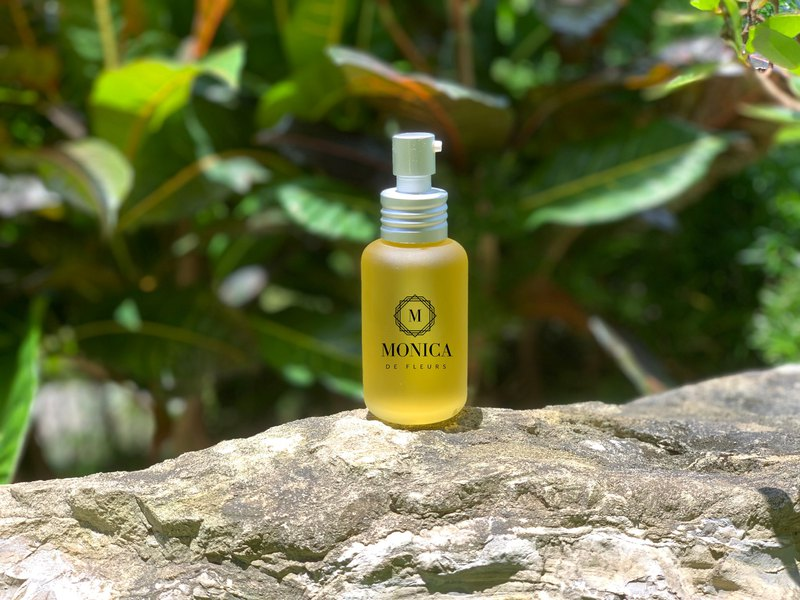 MONICA DE FLERUS 100% Pure Argan Oil