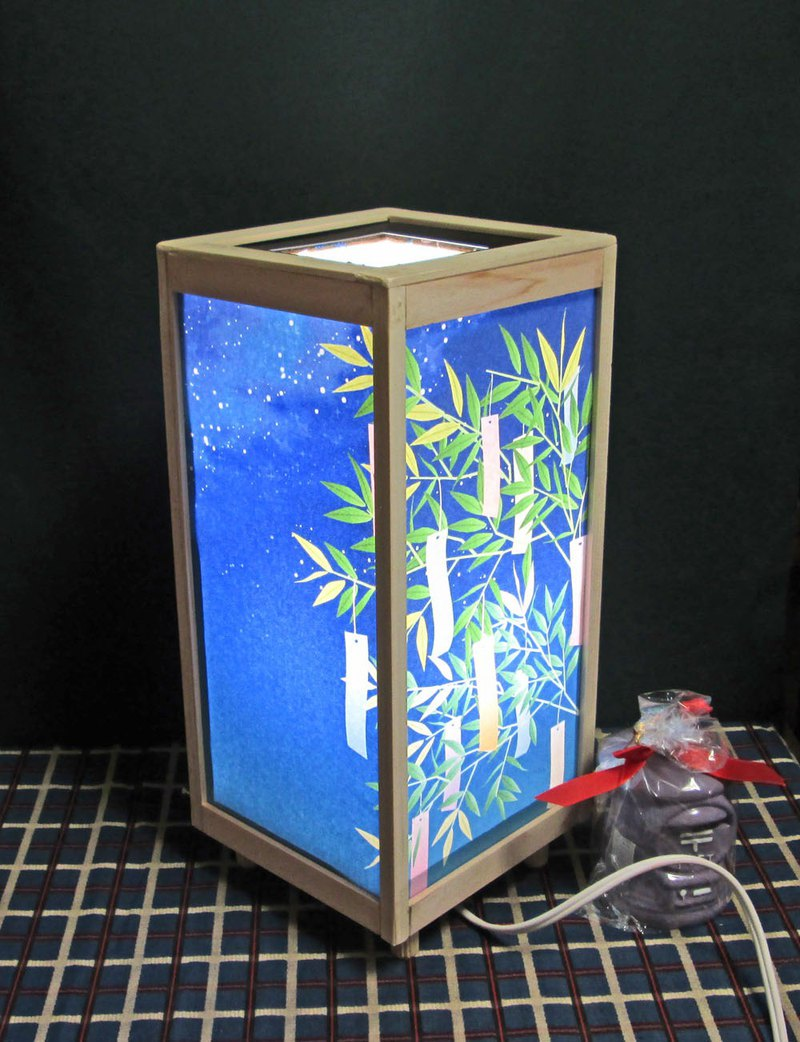 Wishes to the starry sky, Tanabata series 1 warmth of mysterious light !!