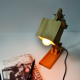 Shaking head, shaking lamp, table lamp, night light, reading light, situational light, home lamp - Xiaomu Workshop