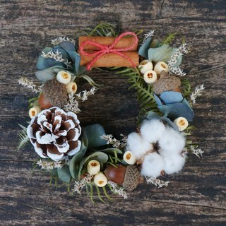 Christmas wreath, Christmas wreath, Dry flowers, Flowers, Gifts