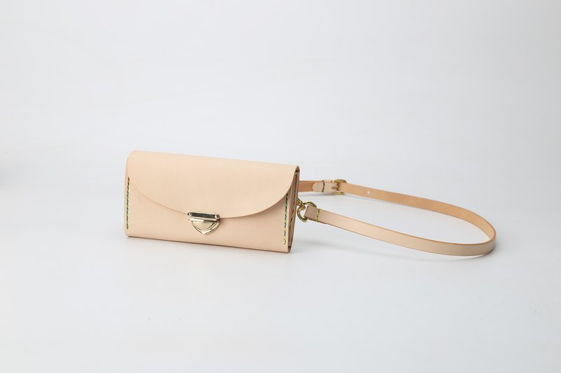 Exclusive-[Customer Edition] Long Wallet with Crossbody Clutch