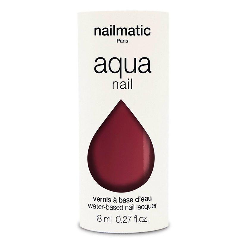 Nailmatic 水系列經典指甲油 - Rosemay 紅木色