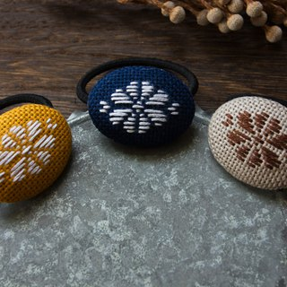 Hand embroidered turban embroidery ancient and modern embroidery hair ring headwear accessories