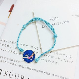 Floating sea bracelet / custom / gift / cute / three-dimensional /