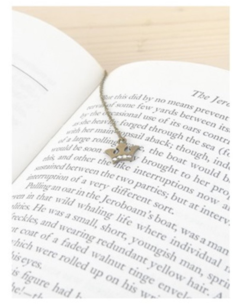 A Game of Thrones Crown Bookmark