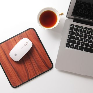 Roll Wooden Mouse Pad (Rose Wood)
