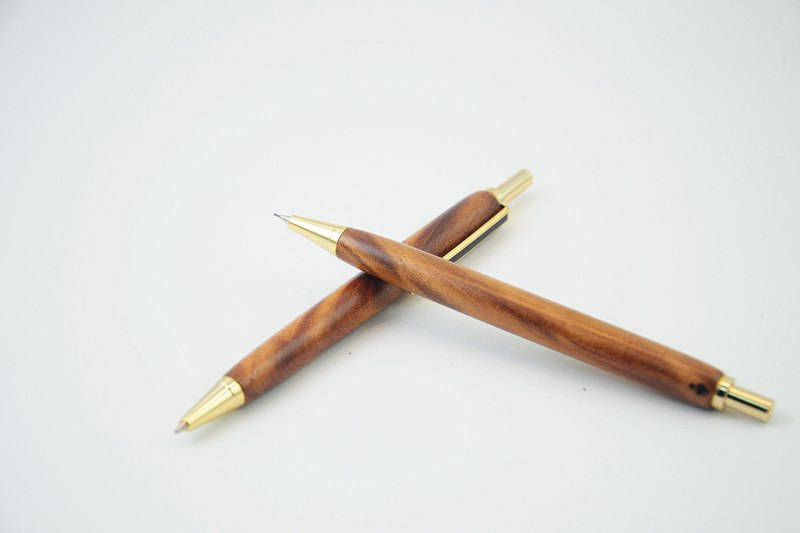 【Log Automatic Pencil - Red Elm】
