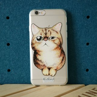 Yourself Design - Small Kitty Case Phone Case K01_B_0