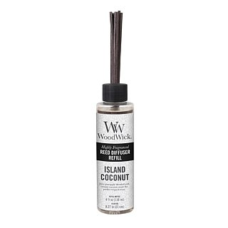 【VIVAWANG】 WW3oz. Reed incense (Island Coconut) thick passionate style, as if exposure to the South China Sea island.