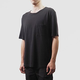 Copper ammonia wire pocket Tee