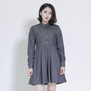 Youth youthful dress _7AF109_ gray