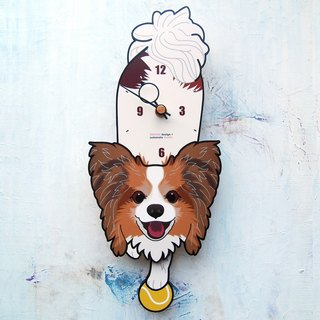 D-64-2 Papillon - Pet's pendulum clock
