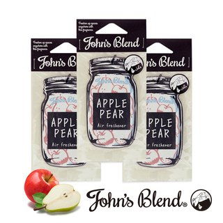 Japanese Johns Blend Fragrance Tablets Sweet Apple Pears 3