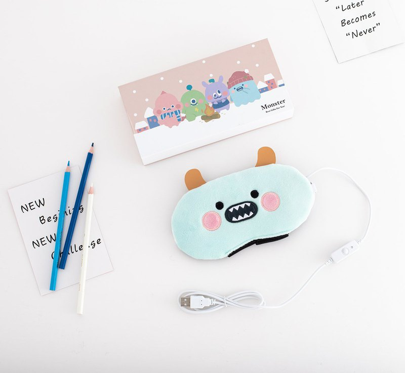 Plus Purchase-Little Monster Series Eye Mask Gift Box (Pure Gift Box without Eye Mask) Please do not purchase separately