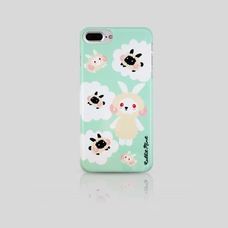 (Rabbit Mint) Mint Rabbit Phone Case - Merry Boo radiant - iPhone 7 Plus (M0016)