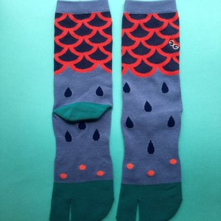 GillianSun Socks Collection【NEW Toe Socks】TABI_BL1806