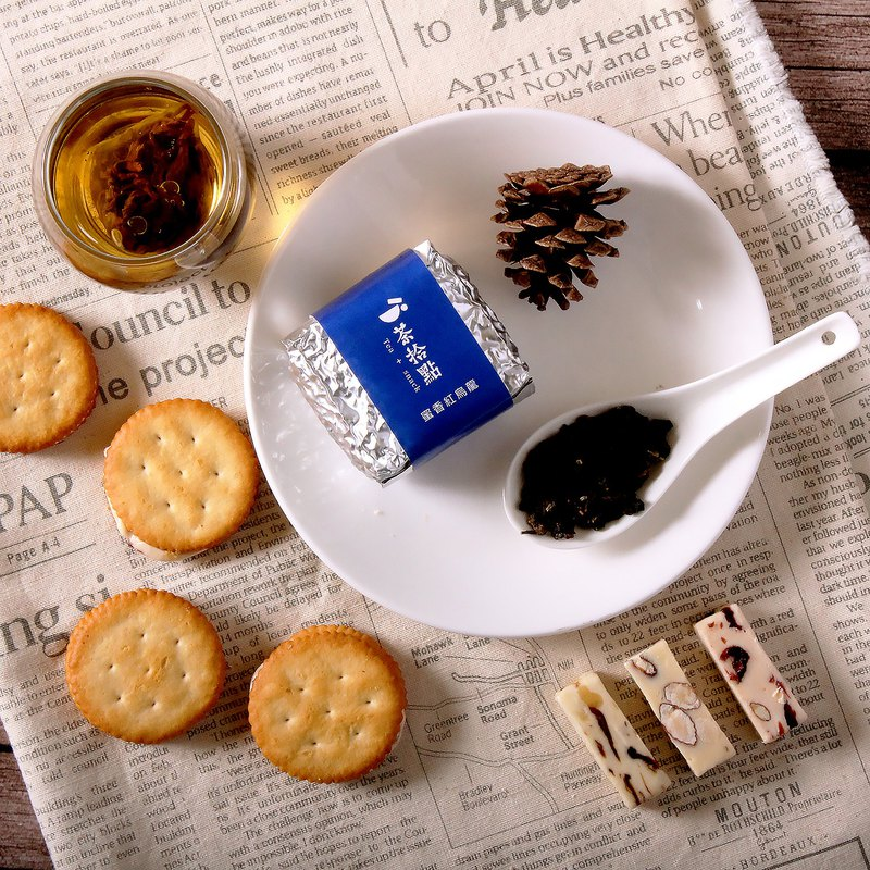 Honey Hong Wulong Loose Tea Gift Box
