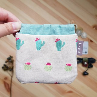 Shrapnel Coin Purse Cactus
