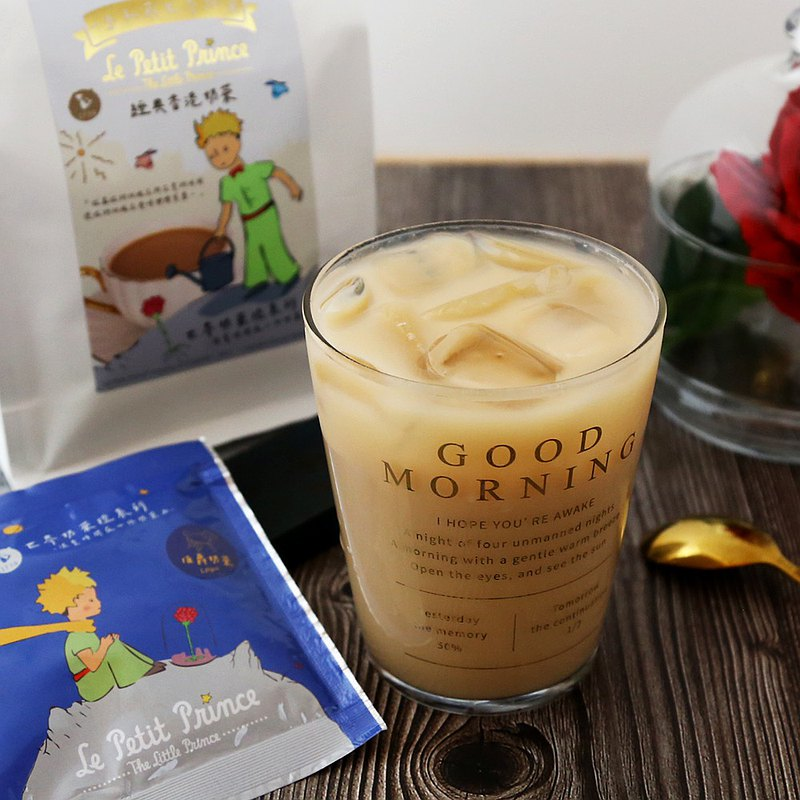 [Group purchase free shipping] classic Hong Kong milk tea (8 bags) X5 bags [one-hand private world black tea]
