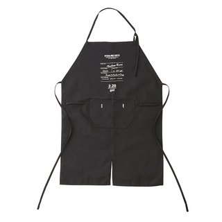 HITCH & HIKE COFFEE- Working Aprons (Black)
