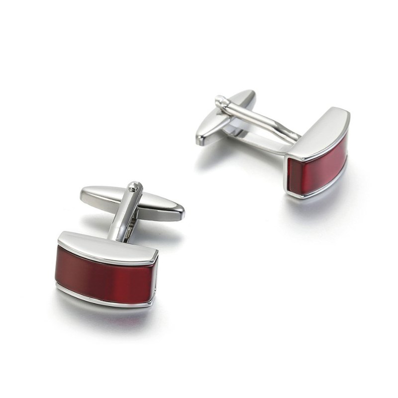 Kings Collection Fashion Brown Crystal Cufflinks  KC10018a Brown