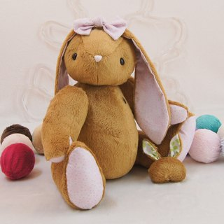 Rabbit Greek rabbit can be customized color and embroidered finished 45cm
