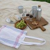 蘑菇Mogu / 棉布袋 / 白白