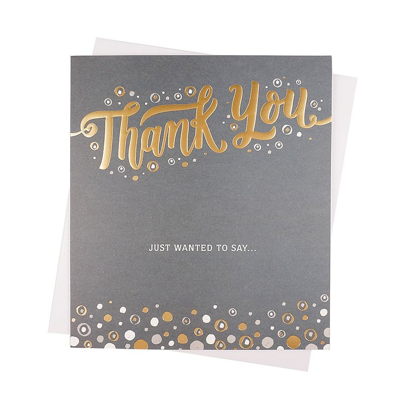 Just want to say that you are so good [Hallmark-card unlimited thanks]