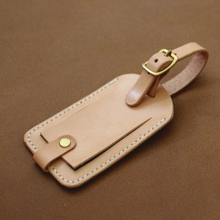 Saddle leather key holder (hanger)