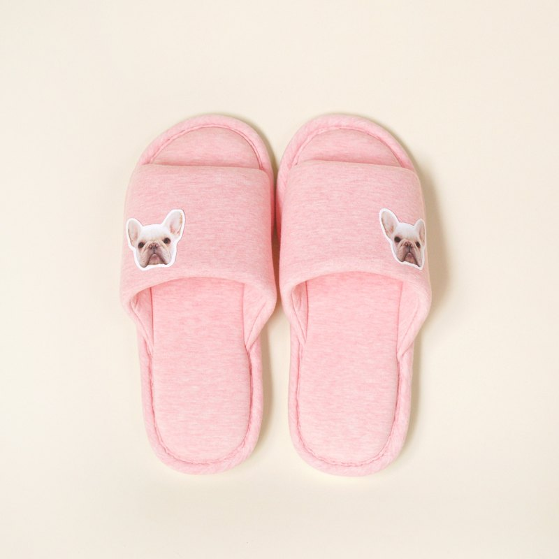 Customized pet slippers