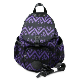 After the [package] love children - black nobility after anti-lost backpack / child backpack
