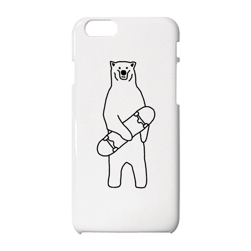 Skate Bear #2 iPhone case