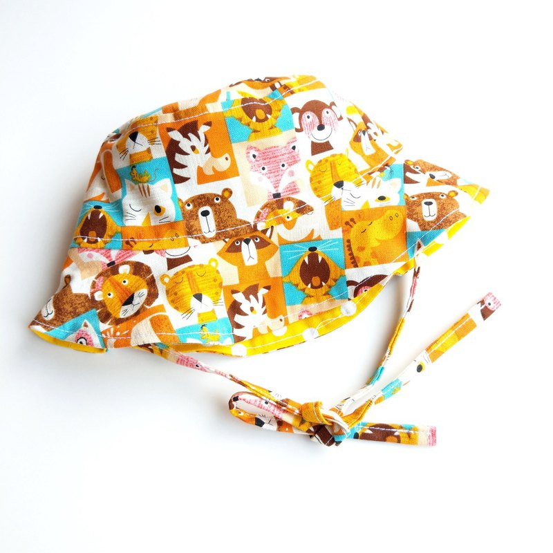 Fisherman's Hat (Cap 50 cm) - Animal Series