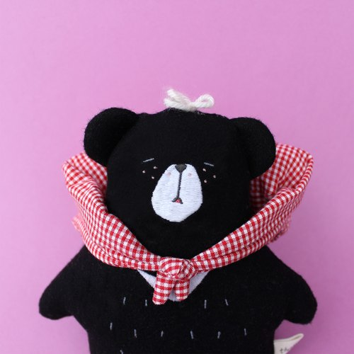 Germany bears stupid / theory theory small role utterance embroidery cloth dolls