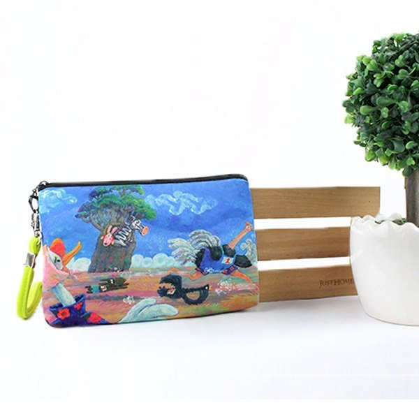 Boing cosmetic bag - Mother Goose AO-1607-1C