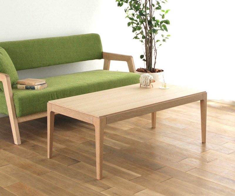 Asahikawa Furniture Daisetsu Woodwork Nordlys Living Table