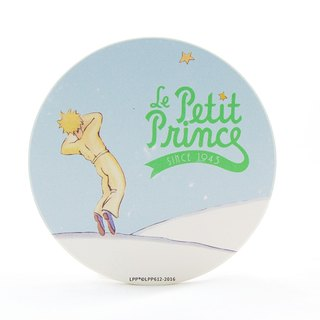 The Little Prince Classic authorization - water coaster: the disappearance of the little prince [] (circle / square)