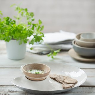 【NEW】●Chip & Dip Set● UK - The Just Slate Company