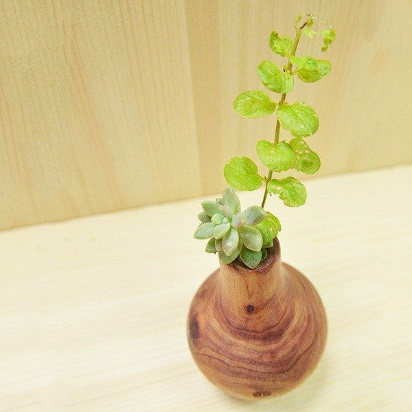 【Wood-Design】Scrolled Potted