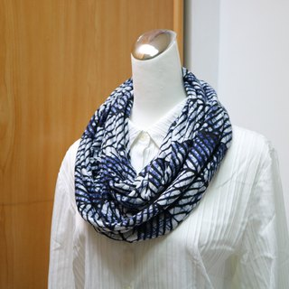 Multi-style warm scarf scarf neck cover