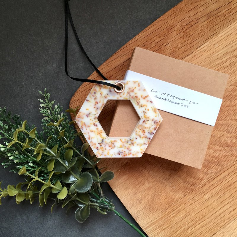 Mini Scented Soy Wax Sachet Brick | Air Freshener | Handmade Gift