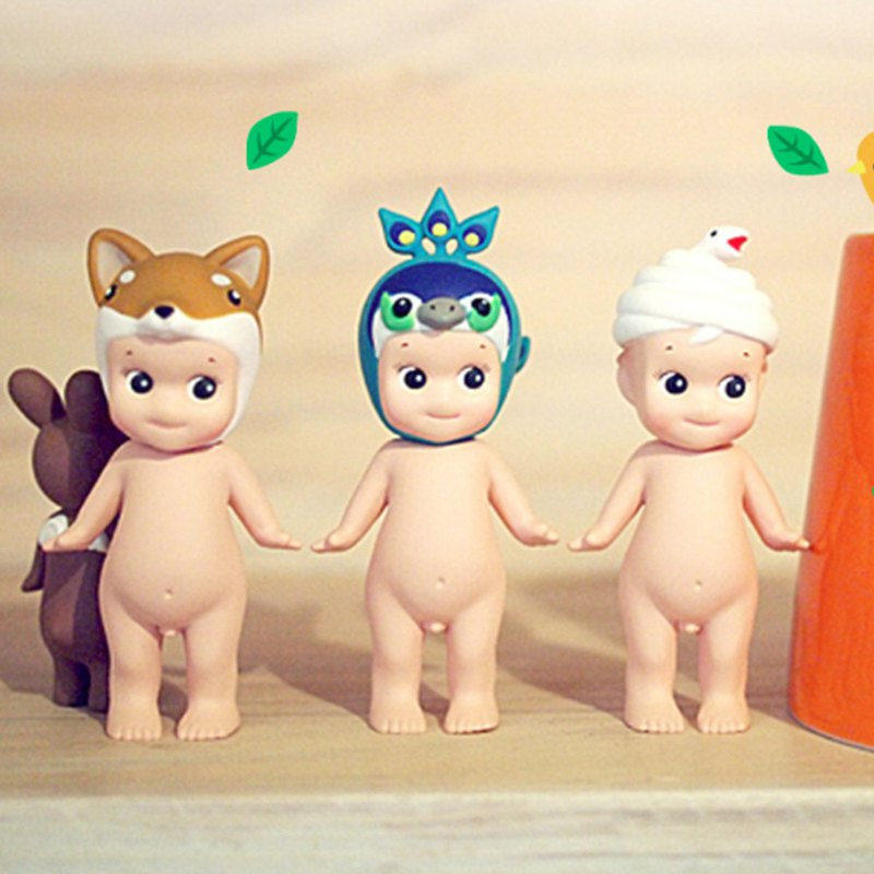Sonny Angel│Classic Animal Series Version.4 Box Play Doll (Boxed 12 In)